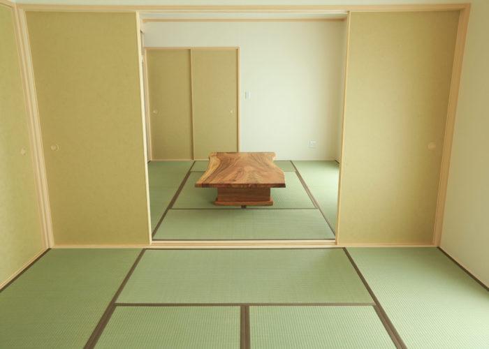 平屋1_内観2